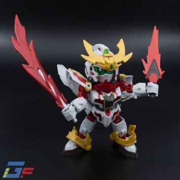 RX-ZEROMARU SHINOBI FORM & ARMED ARMOR HATTORI GALLERY BANDAI TOYSANDGEEK @Gundamfascination-13