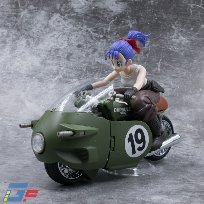 FIGURE RISE MECHANICS BULMA'S VARIABLE N°19 MOTORCYCLE BANDAI GALLERY TOYSANDGEEK @Gundamfascination-15