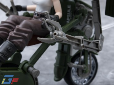 FIGURE RISE MECHANICS BULMA'S VARIABLE N°19 MOTORCYCLE TRIKE MODE BANDAI GALLERY TOYSANDGEEK @Gundamfascination-10