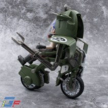 FIGURE RISE MECHANICS BULMA'S VARIABLE N°19 MOTORCYCLE TRIKE MODE BANDAI GALLERY TOYSANDGEEK @Gundamfascination-2