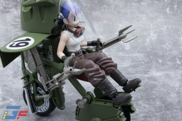 FIGURE RISE MECHANICS BULMA'S VARIABLE N°19 MOTORCYCLE TRIKE MODE BANDAI GALLERY TOYSANDGEEK @Gundamfascination-6