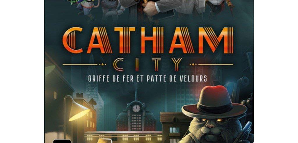 catham city
