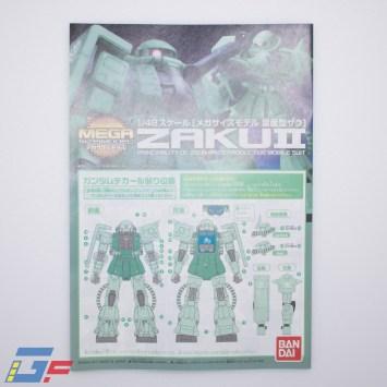MEGA SIZE 1-48 ZAKU II BANDAI TOYSANDGEEK @Gundamfascination-28