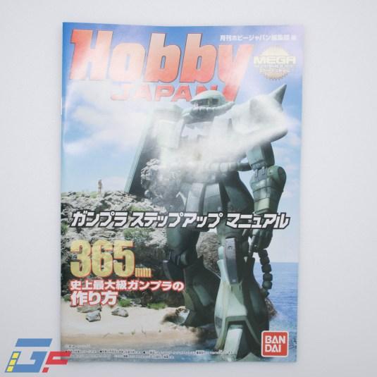 MEGA SIZE 1-48 ZAKU II BANDAI TOYSANDGEEK @Gundamfascination-30