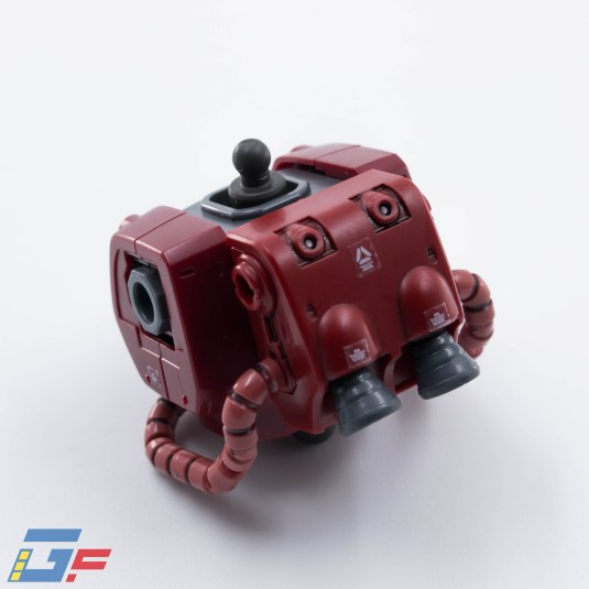 MS-06S ZAKU II ( Red Comet Ver. ) Anatomic Gallery @GUNDAMFASCINATION-15