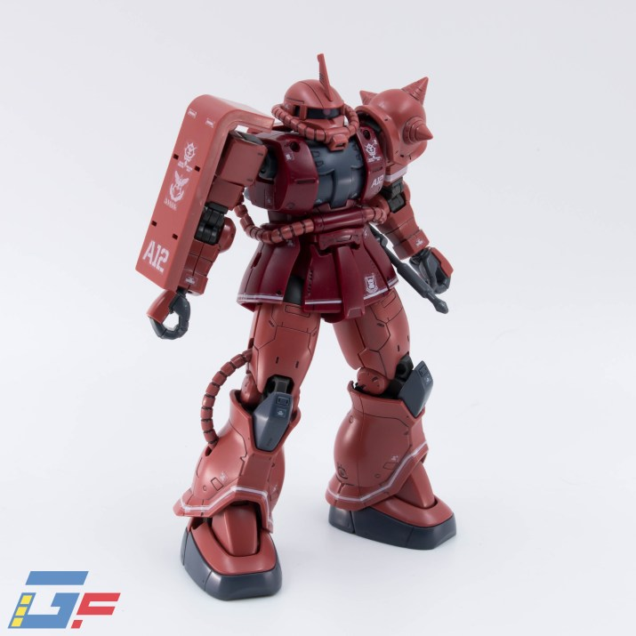 MS-06S ZAKU II ( Red Comet Ver. ) Gallery @GUNDAMFASCINATION-2