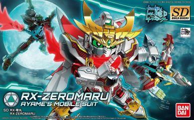 Click to open expanded view Bandai Bandai Gundam Build Divers 013 Gundam SD RX-Zeromaru