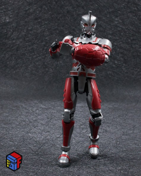 ULTRAMAN SUIT A BANDAI GALLERY @gundamfascination @toysandgeek 2019