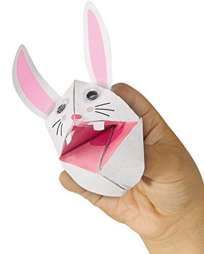paper fortune teller animals
