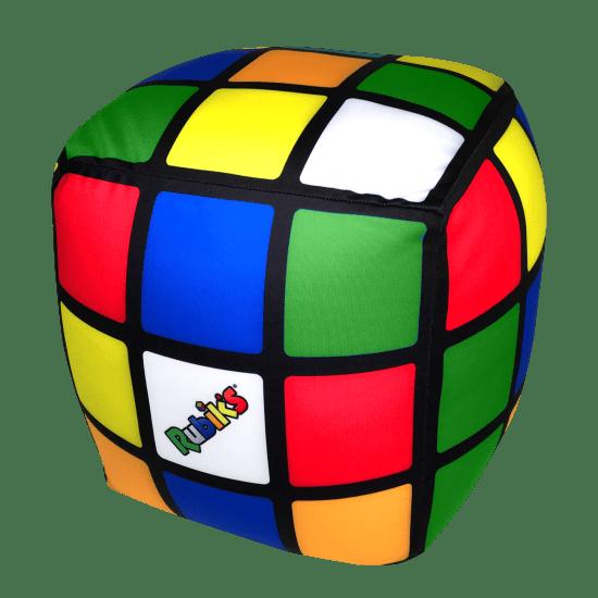 rubik s cube microbead pillow toy sense