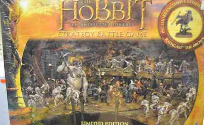 Warhammer The Hobbit Escape From Goblin Town Toys Extra