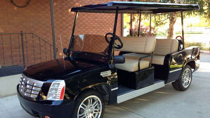 Purpose of The Cadillac Luxury Golf Car