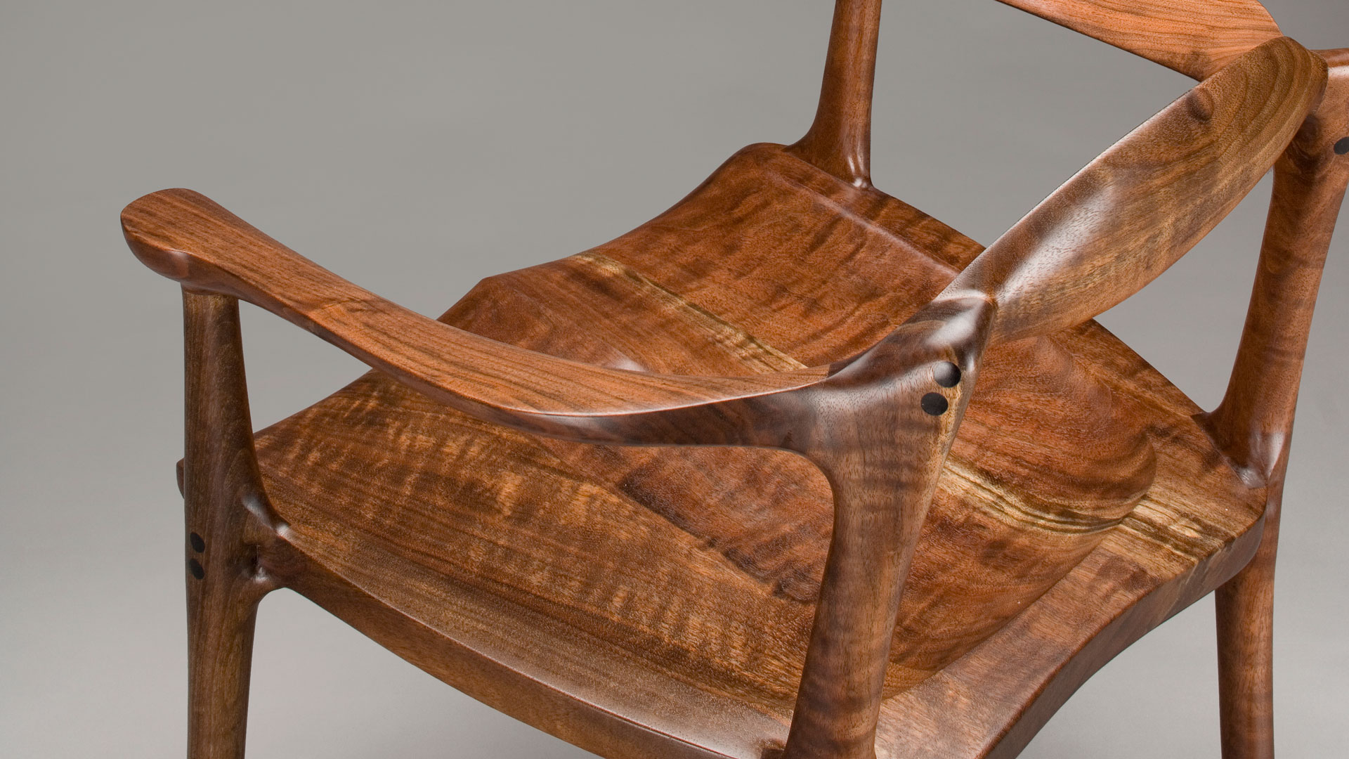 sam maloof chair plans folding holder scott morrison furniture toysforbigboys