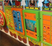 Toys for Time Limited - Juliet Interactive Wall Panel ...