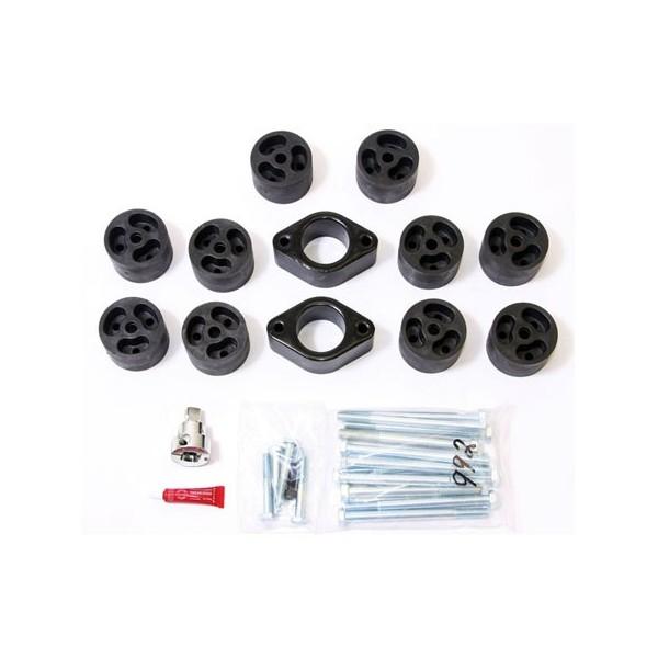 2 Inch Body Lift Kit 07-16 Jeep JK/JKU Wrangler w/Auto