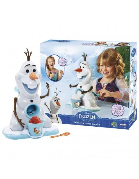 Frozen Crea La Tua Granita con Olaf di Giochi Preziosi