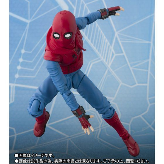 s-h-figuarts-spider-man-home-made-suit-ver-ironman-mark-47-set-6