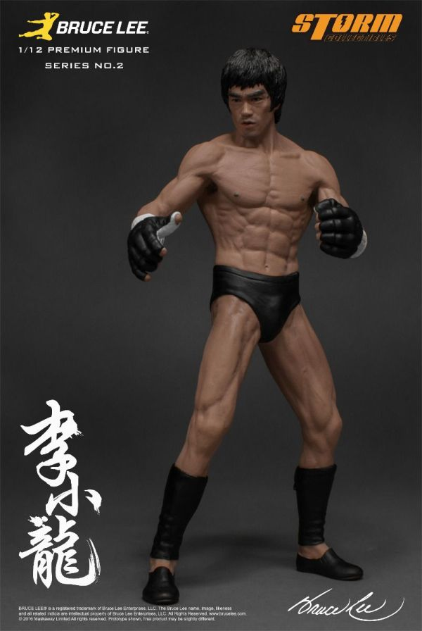 Bruce Lee - Series 2 Toysheroes