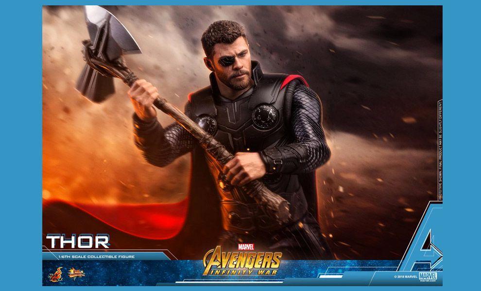 Logic Wallpaper Iphone 6 Hot Toys Mms474 Avengers Infinity War Thor Action