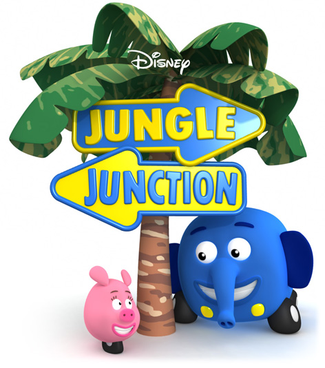 Blue Elephant Jungle Junction