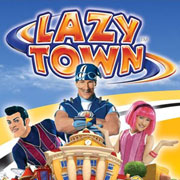 Lazy Town Toys - Bikes. Dressing Up Costumes. Games and Toys from Lazy Town