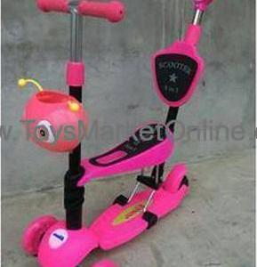 ToysMarketOnline -Scooter นั่งได้-PP