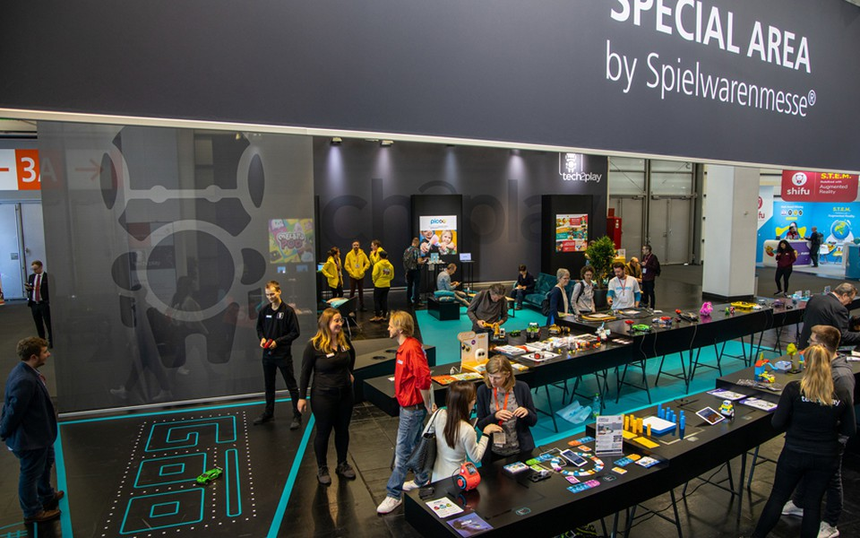 Spielwarenmesse 2022 Annouces high exhibitor levels