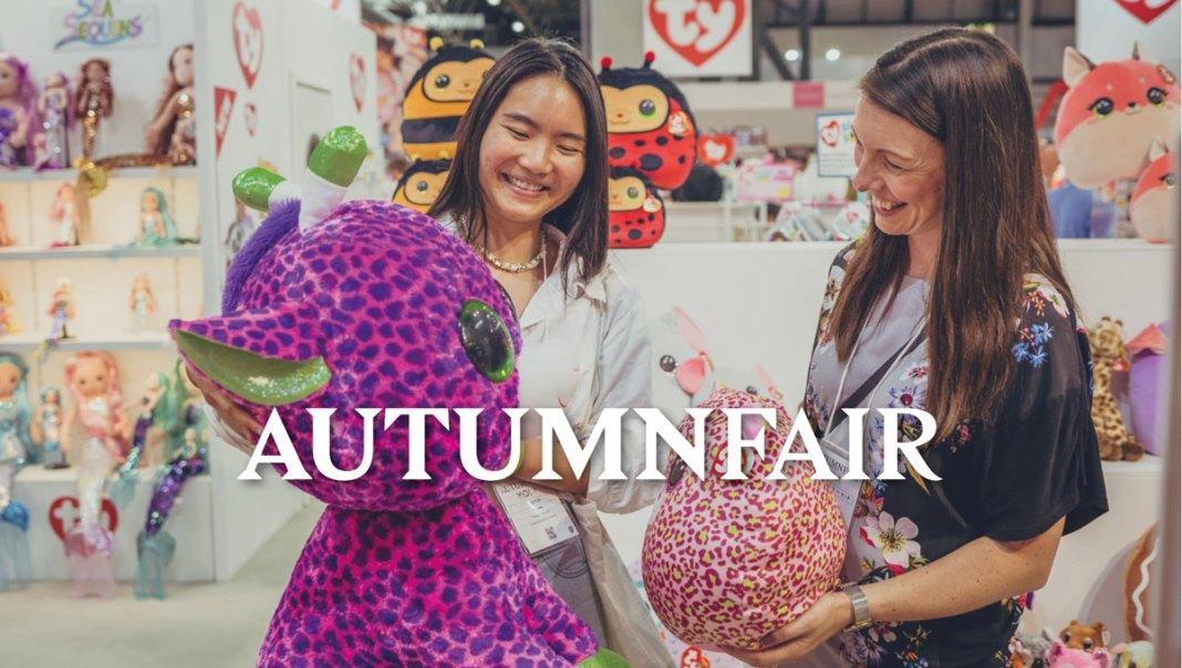 Autumn Fair 2021 record sales