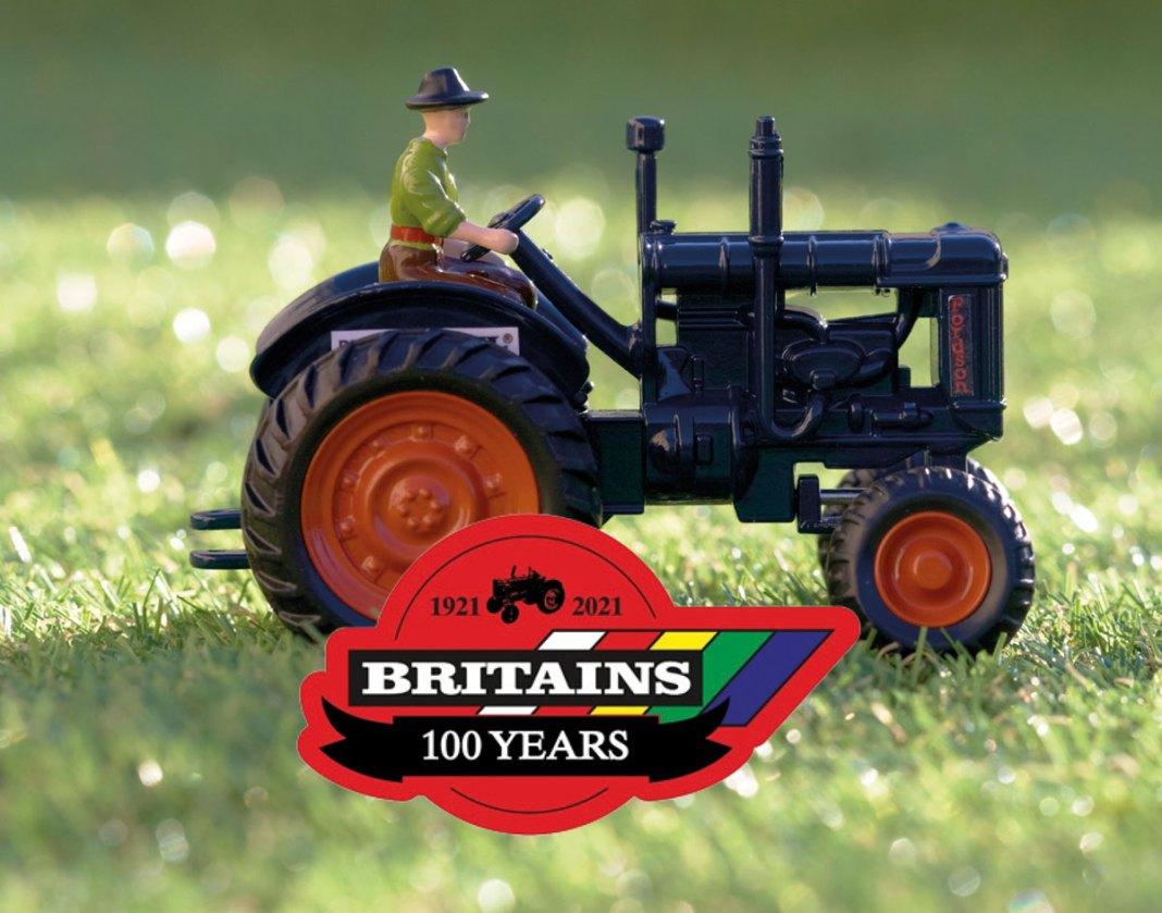 Britains Fordson Major Tractor