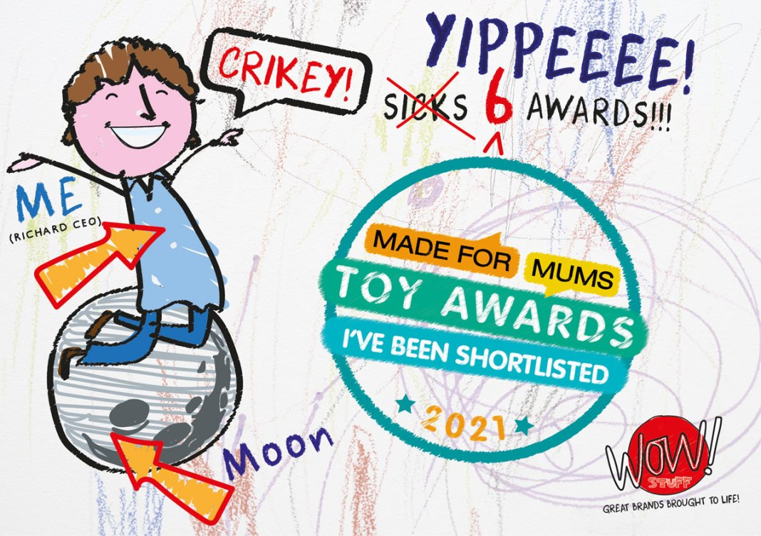 Wow! Stuff Made for Mums awards