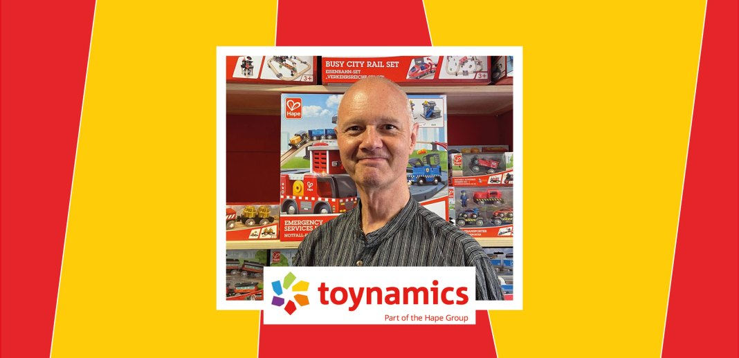 Toynamics Mark Morgan
