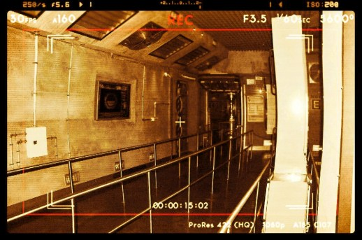 digital bunker corridor 1 by sgt. grinner