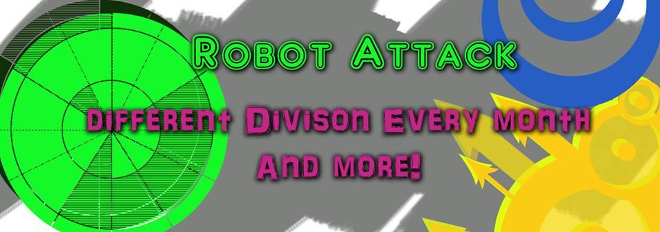 Robot Attack Banner