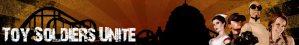 Toy Soldies Unite Site Banner