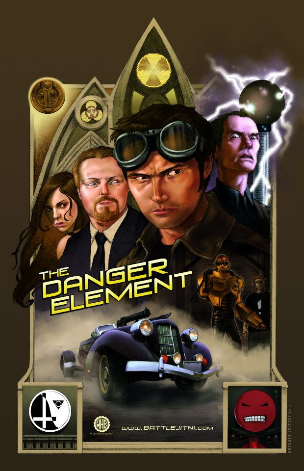 The Danger Element Poster