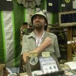 San Diego Comic Con Invasion 2013 Professor Elemental
