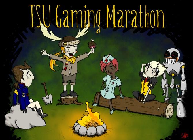 TSU Gaming Marathon