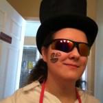 TinkerToy Facepainting