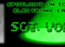 Spotlight On Sgt. Voltor Banner