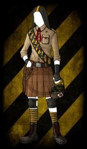 lvl.1 - Toy Scout