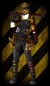 Engineers Lvl. 2 - Designed by Sgt. Grinner