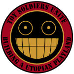 Toy Soldiers Unite logo