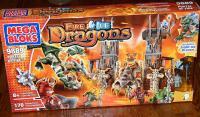 Mega Bloks Fire/Ice Dragons: Portal of Fire (9889) | www ...