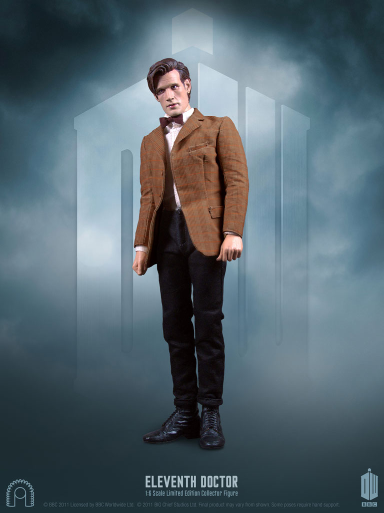 Doctor Who The Eleventh Doctor Series 6  wwwtoysonfireca