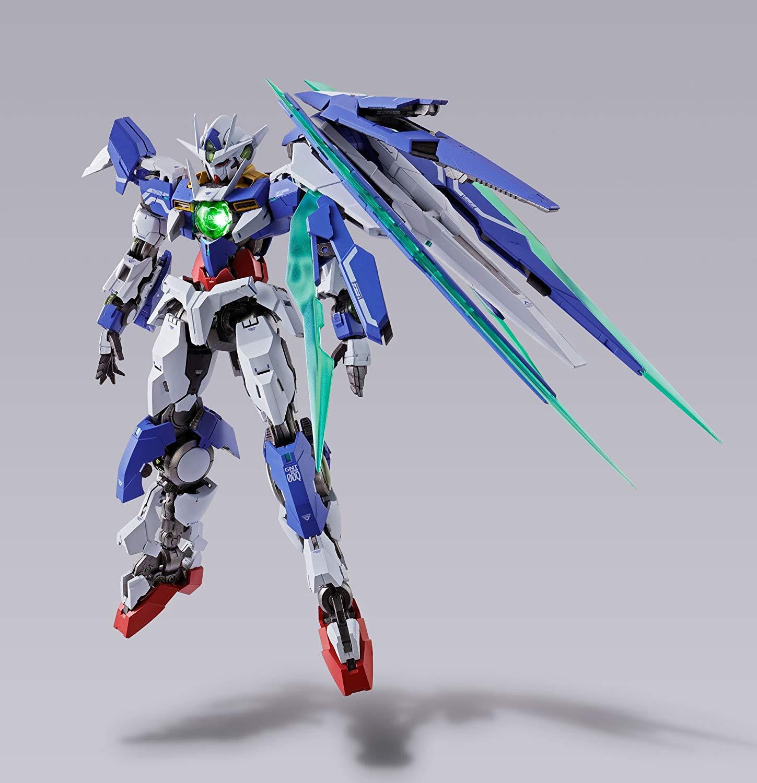 Gundam Metal Build: 00 Qan[T] | www.toysonfire.ca