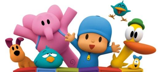 Pocoyo y sus amigos- Toys On The Go