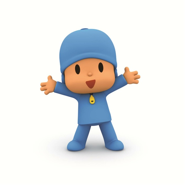 Pocoyo - Equipo Toys On The Go