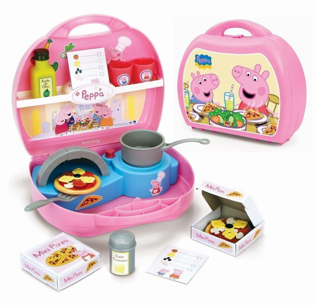 Toys The Pig De On Go Pizzería Peppa ED2IeYWH9
