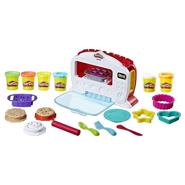 Horno mágico de Play Doh