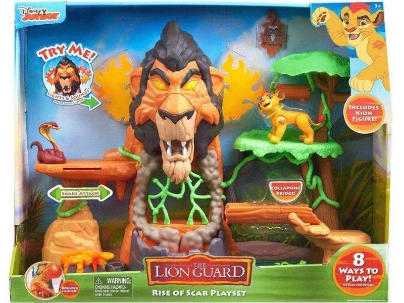El Resurgir de Scar de La Guarida del León